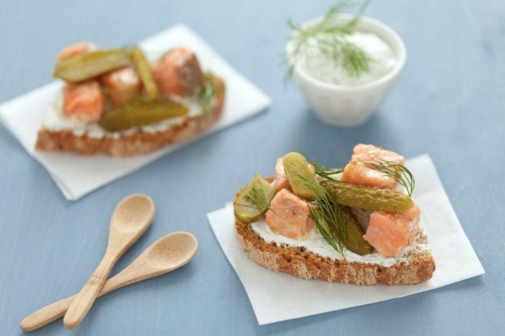 Bruschette e crostini: 11 abbinamenti perfetti per il pane