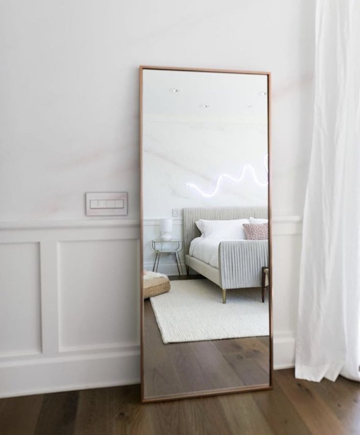 Best 25+ Large Floor Mirrors Ideas On Pinterest