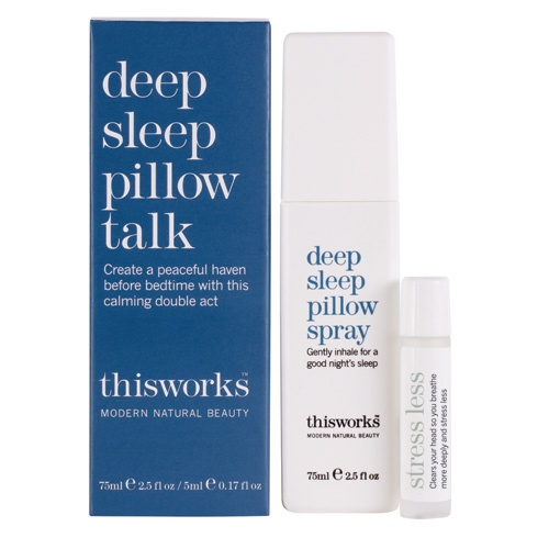 This Works Deep Sleep Pillow Talk | #beautybaywishlist .................... I wonder if this really works?