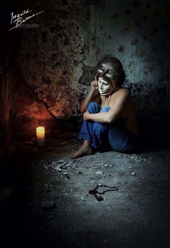 - forgotten soul -   © Ingvild Bolme Photography