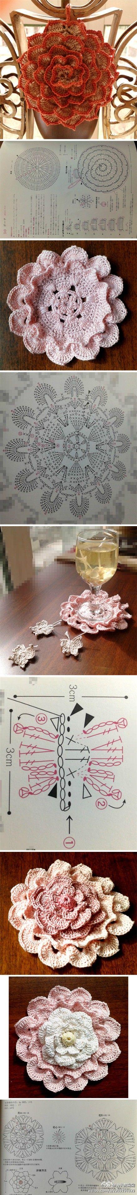 Art GALA handmade crochet crochet life