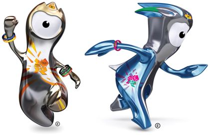 The official mascots for the 2012 Summer Olympic and Paralympic Games were unveiled on 19 May 2010;[64] this marks the second time (after Vancouver) that both Olympic and Paralympic mascots were unveiled at the same time. Wenlock and Mandeville are animations depicting two drops of steel from a steelworks in Bolton.[64] They are named Wenlock, after the Shropshire town of Much Wenlock, which held a forerunner of the current Olympic Games, and Mandeville, after Stoke Mandeville, a village in…