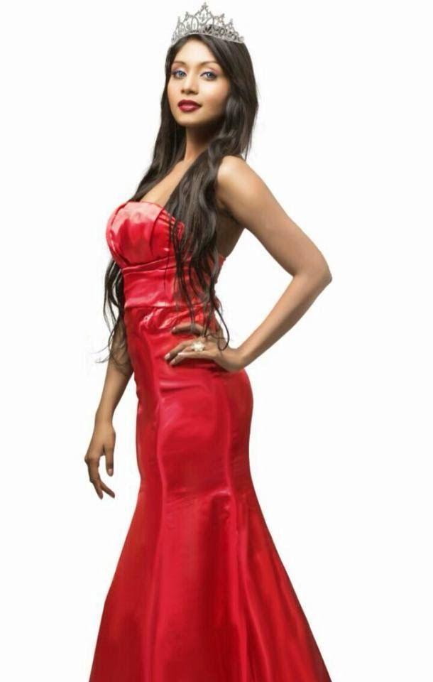 Global Style: Shital k Upare Miss Heritage International