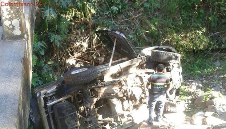 Papá de Silvestre Dangond sufrió accidente de tránsito en el Cesar
