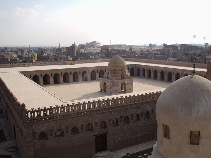 Islamic Cairo - mosque