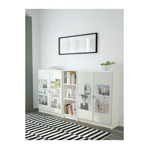 BILLY / MORLIDEN Bücherregal - weiß - IKEA