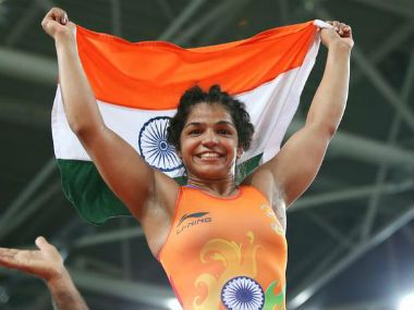 Wrestler Sakshi Malik says Sushil Kumar is her inspiration wants to win successive Olympic medals like him