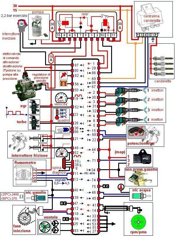 Isuzu Dmax Radio Wiring Diagram