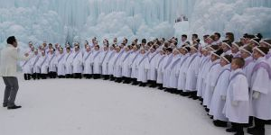 Alex Boyé And Children's Choir's African Tribal Cover Of 'Let It Go' - Kid Snippets
