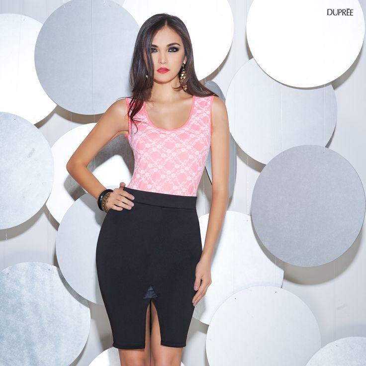 Moda femenina colombiana #outfit #elegance #mujer