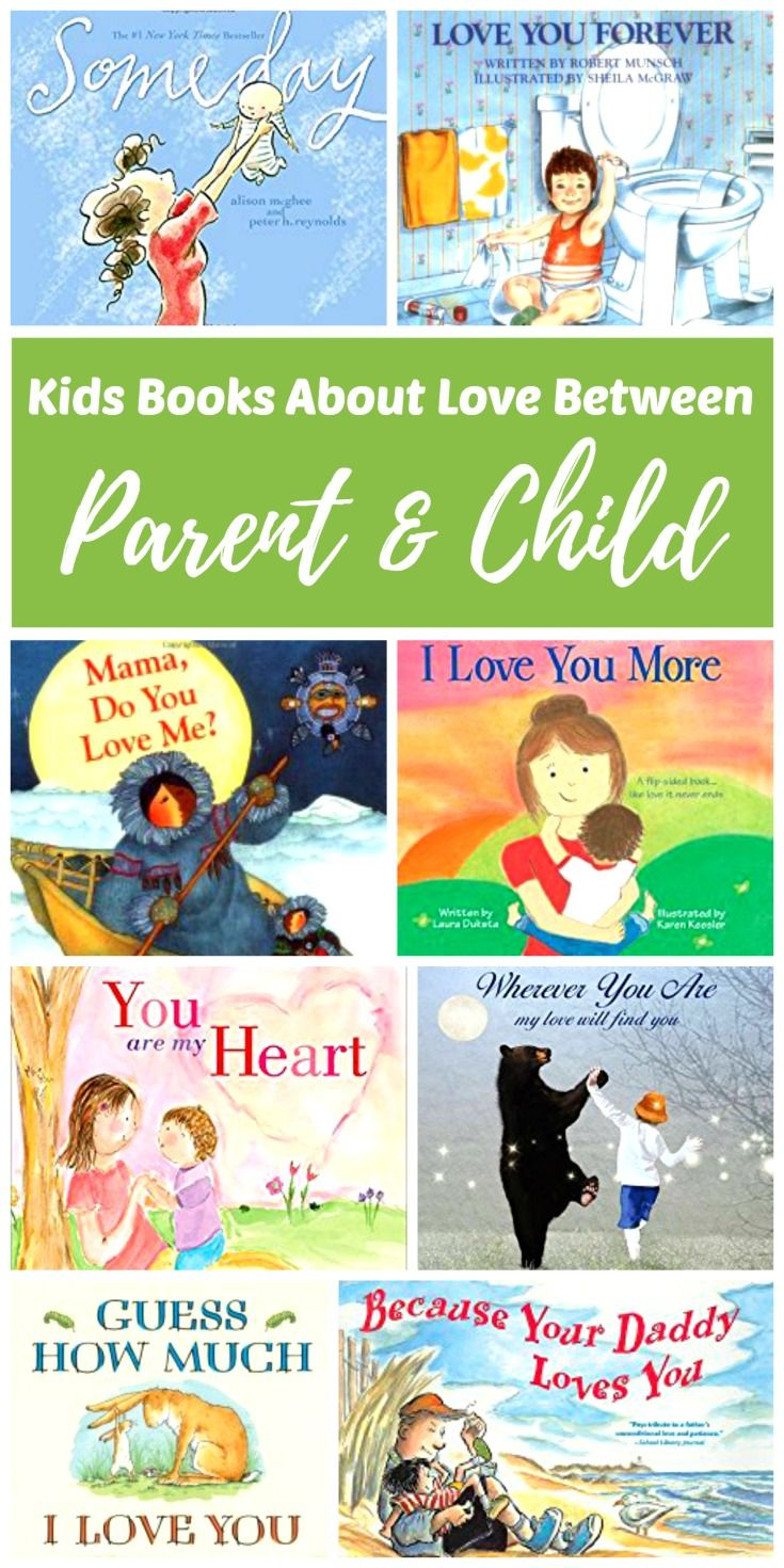 Reading the best kids books about love between parent and child with our children is an easy way to share the unconditional love that we have for our them. These classic books will make it clear that we love them no matter what they do using simple lyrics