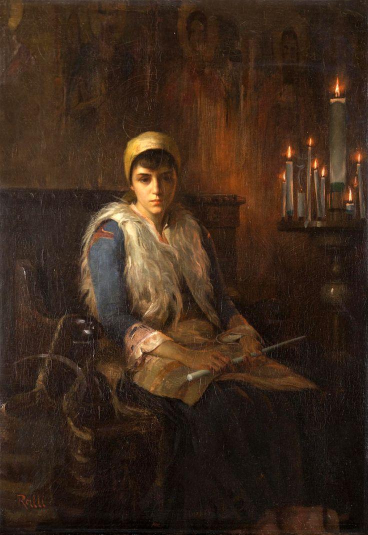 Theodore Jacques Ralli (Greek, 1852-1909)