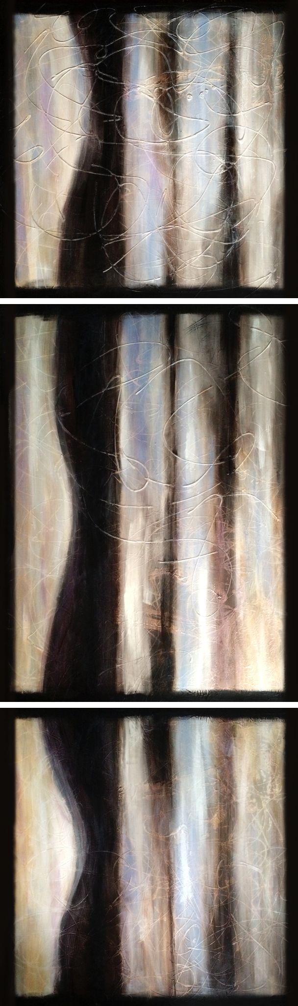 "Tranquility! by Jill English  | 36""w x 120""h | Original Art | http://www.vangoart.co/jillenglish/tranquility-3ff9b6c5-889e-4ae0-9d36-a3677ddbb5c6 @VangoArt"