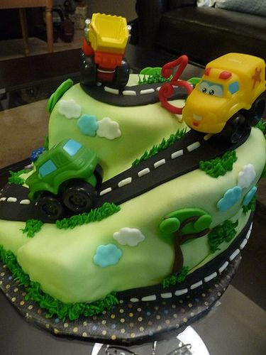 Cakes For Birthdays Boy