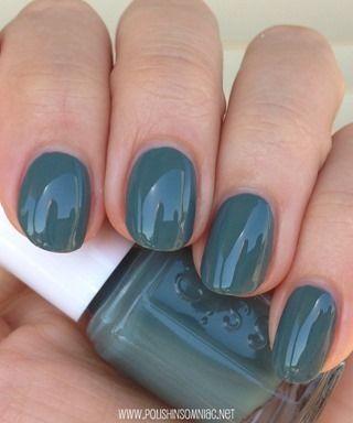 Essie Vested Interest #nails #essie