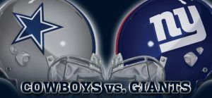Cowboys vs Giants Football Game Pass Live