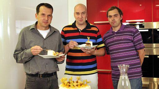 Mrkvový dort — Kluci v akci — Česká televize