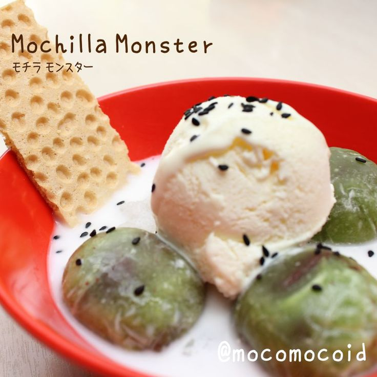 This is Mochilla Monster You can get it at Jl. Pahlawan No. 30 - Bandung Indonesia