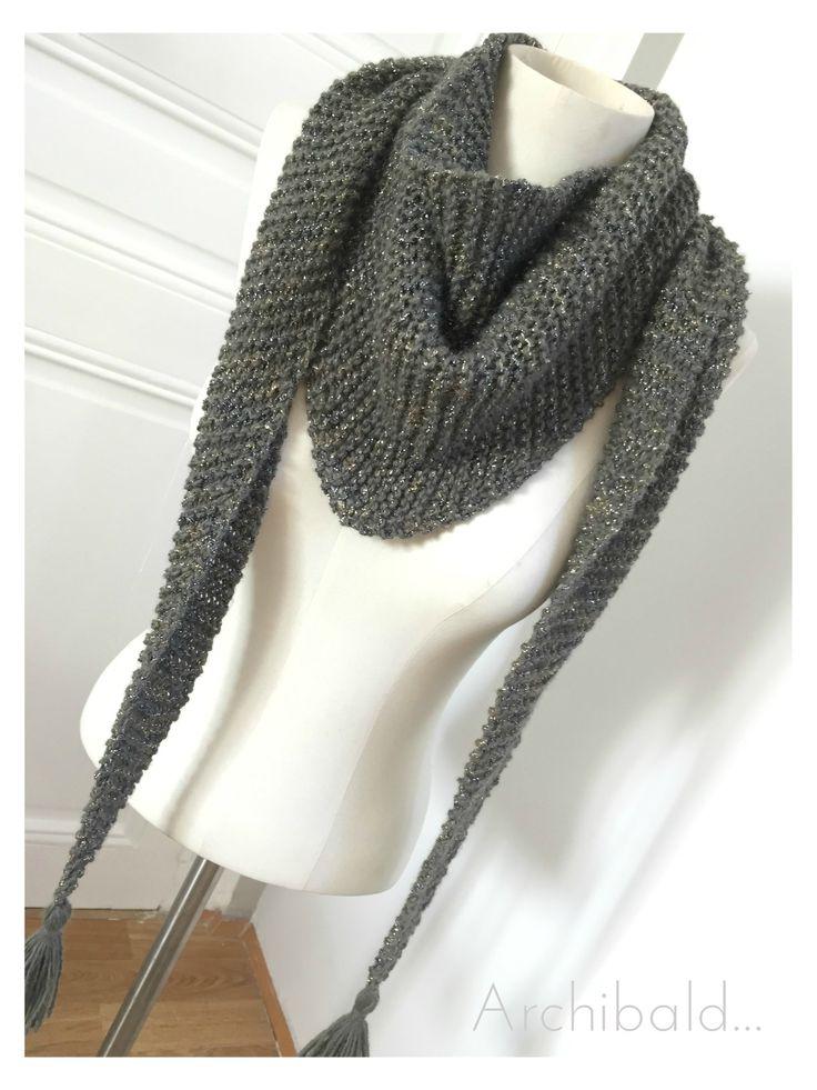 17 meilleures images propos de tricot sur pinterest tricot et crochet ravelry et charpe tube - Faire une boutonniere au tricot ...