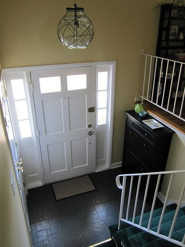Split Entry Foyer Ideas : Best ideas about split foyer on pinterest level
