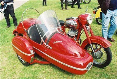 JAWA 350/360 Sidecar