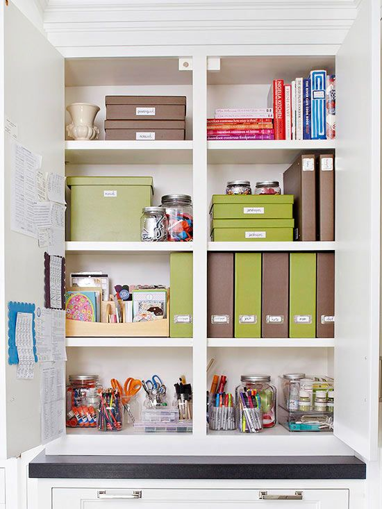 Conquer clutter in quick 15-minute organization sprints. These strategies help you target specific storage tasks in every room.