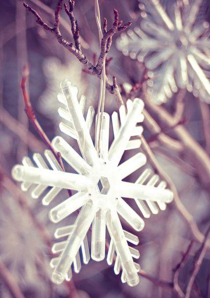 Joli petit flocon de neige
