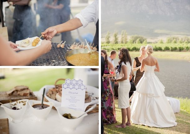 Chic Navy & Gold Saronsberg Wine Estate Wedding by Piteira Photography | SouthBound Bride