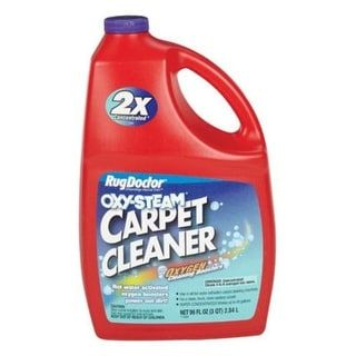 Rug Doctor 074999040309 Oxy-Steam Carpet Cleaner, 96 Oz