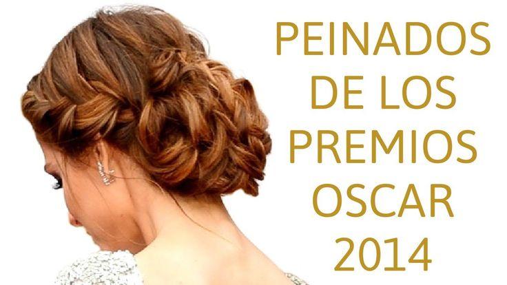 Peinados de los premios Oscar 2014