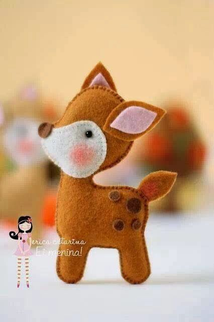 molde bambi