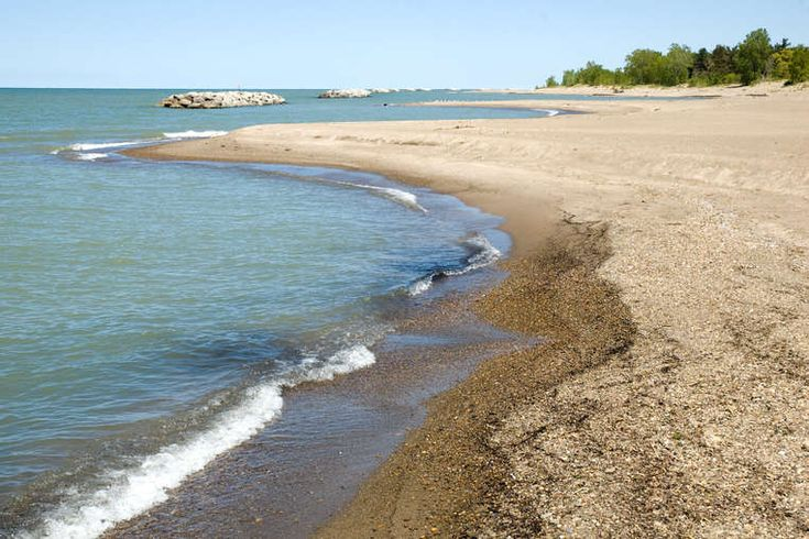 Wordless Wednesday - Day at Presque Isle State Park #ww