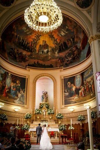 Parroquia de la Sagrada Familia y del Verbo Encarnado, Colonia Roma, México D.F. Simplemente hermoso