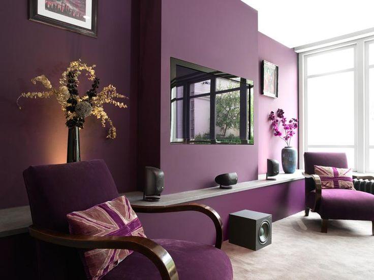 8 besten No 18 DEZENTE OPULENZ Bilder auf Pinterest Edelstein - wohnideen wohnzimmer braun lila