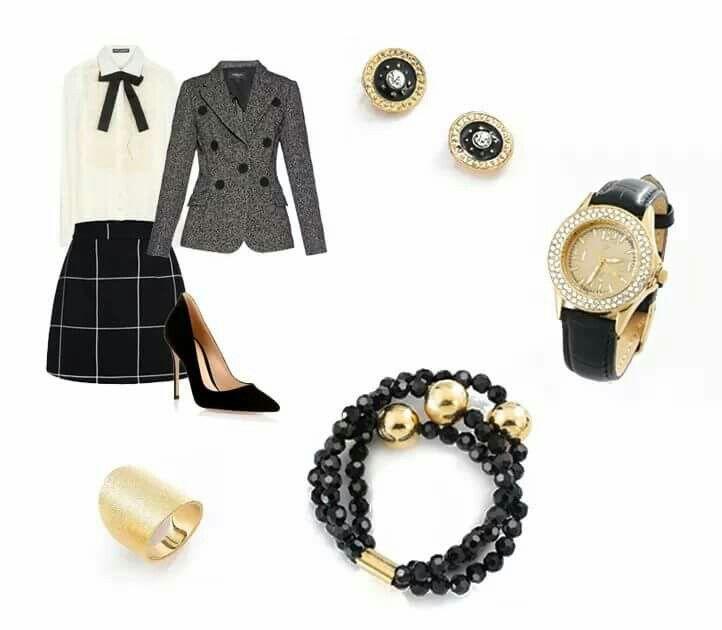 #outfit con #accesoriosNice info www.facebook.com/masnicequenunca