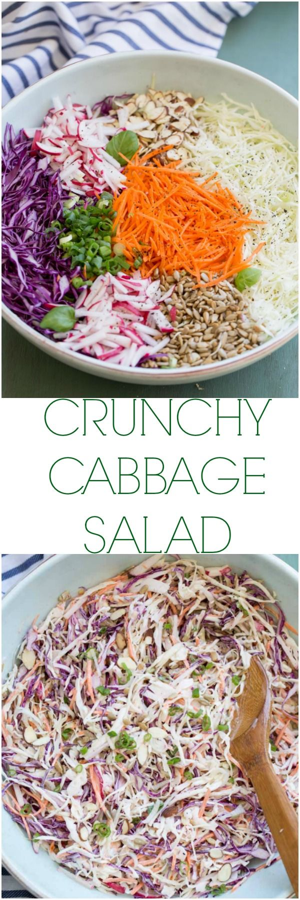 Quick easy cabbage salad recipes