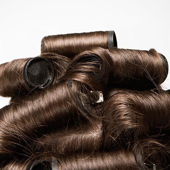 Once you've finished drying a section, roll it onto a Velcro roller to let it cool: http://www.bhg.com/beauty-fashion/hair/pump-up-the-volume/?socsrc=bhgpin051614rollitup&page=4