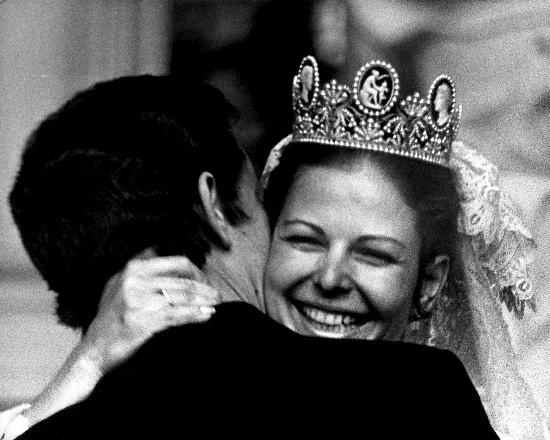 Queen Silvia and HM King Carl XVI Gustaf, pure bliss