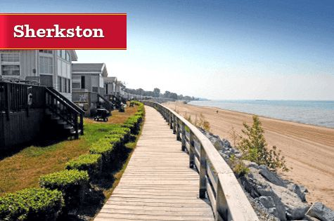 $799 for a Lakefront Vacation Home Getaway for 2 Adults, 4 Kids for 3 or 4-Night Stay Including $25 Pizza Voucher & More Sherkston Shores $79900...........http://goo.gl/tI2hir