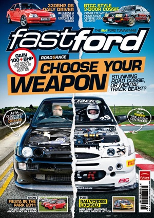 Fast Ford Magazine - www.fastfordmag.co.uk    #fastford #ford #magazine #cars #futurepublishing #bathjobs #londonjobs