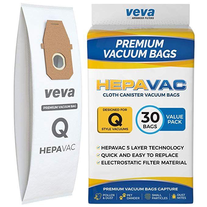"7 Bags Per Pack! EnviroCare Royal Style /""R/"" Vacuum Cleaner Bags"