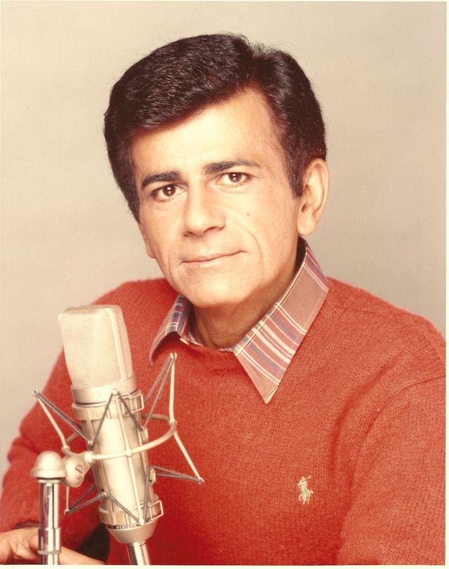 Casey Kasem, (1932-2014), Legendary DJ and the Singular Voice of 'American Top 40'
