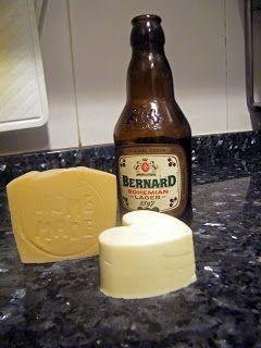 básico jabón: Jabón de Cerveza, con receta