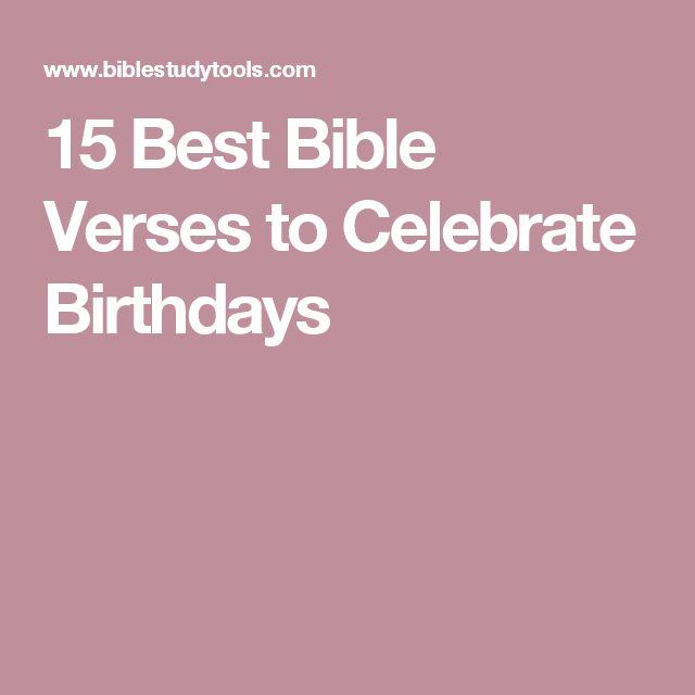 Happy Birthday Bible Quotes: 15 Best Bible Verses To Celebrate Birthdays