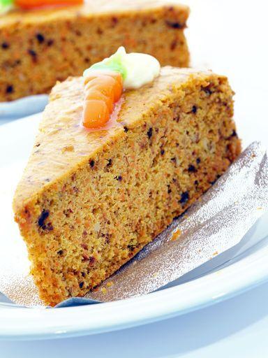 Recette Véritable Carrot Cake (recette USA) 15 cl d'huile végétale (paraphine)
