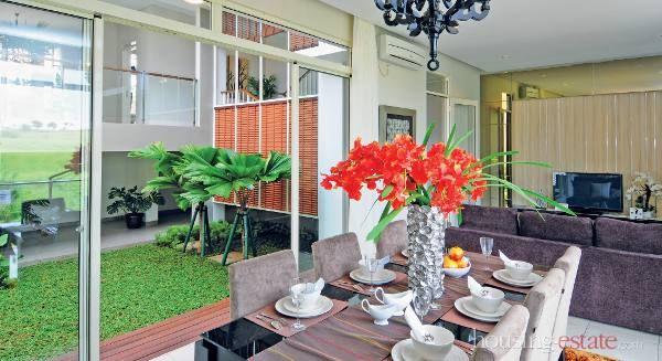 Desain Ruang Keluarga Dengan Taman Paling Bagus Home And Decorating Pinterest Decorating