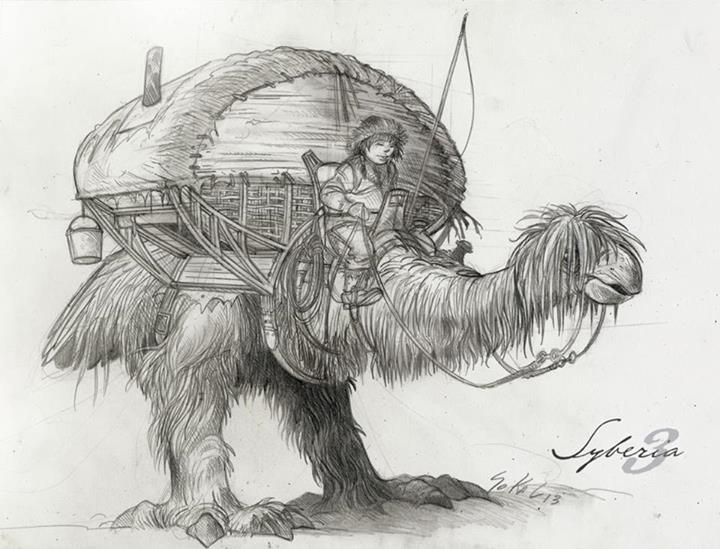 Syberia 3 Illustration 3