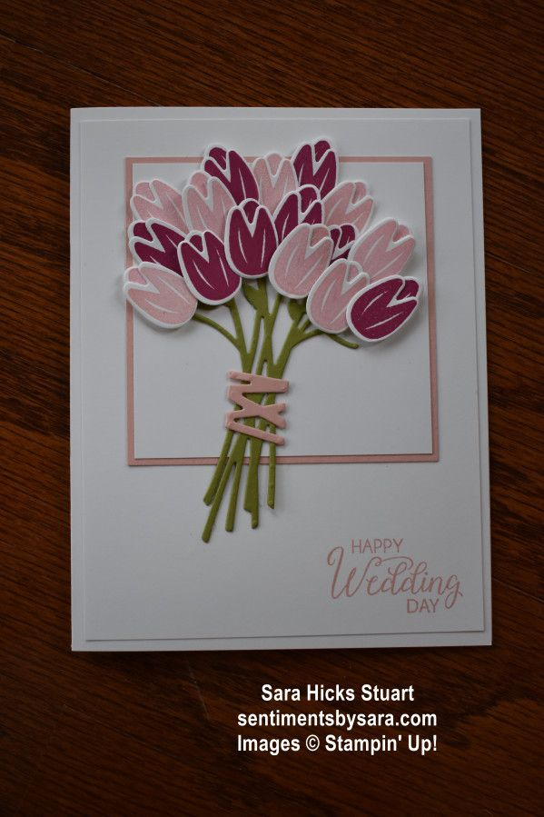 Beautiful Bouquet - Stampin' Up!