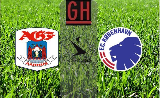 Agf Vs Copenhagen Danish Superliga Video Highlights Copenhagen Soccer Highlights Videos Soccer Highlights