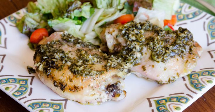 Simple and speedy this Pesto Ranch Chicken is a great freezer meal to throw in your Instant Pot pressure cooker for an easy dinner!